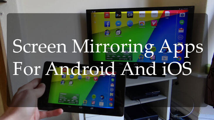 Screen Mirroring App