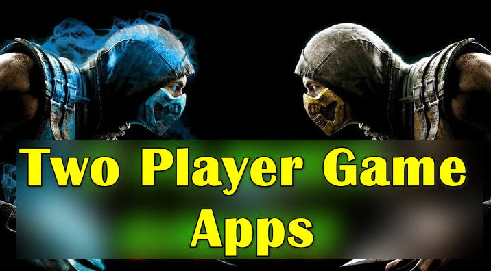 Two Player Game App