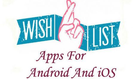 Wishlist Apps