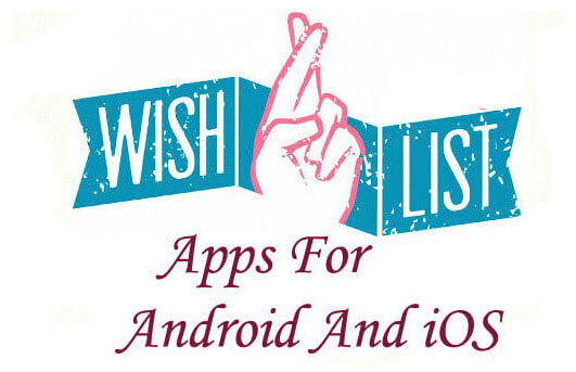 12 Best Wishlist Apps For Android And iOS