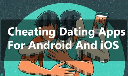 Cheating Dating App