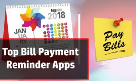 Bill Reminder Apps