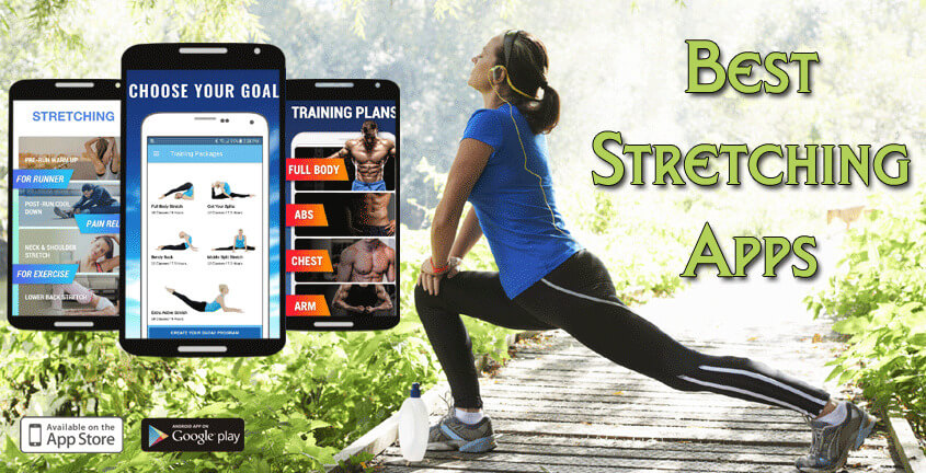Stretching Apps
