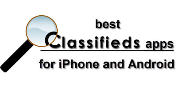 Best 10 Free Classified Apps For Android And iOS