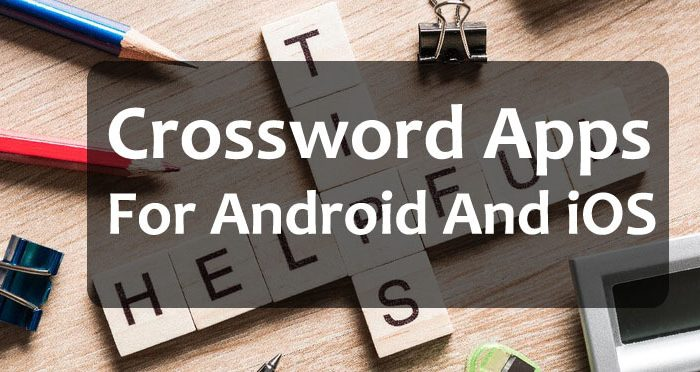 Best 15 Crossword Apps For Android And iOS