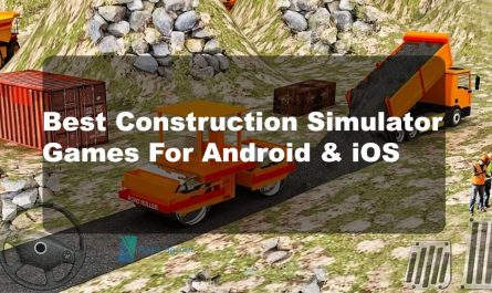 Construction Simulator Games