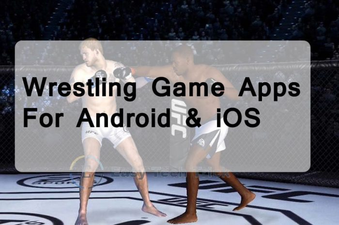 Top 12 Wrestling Game Apps For Android & iOS