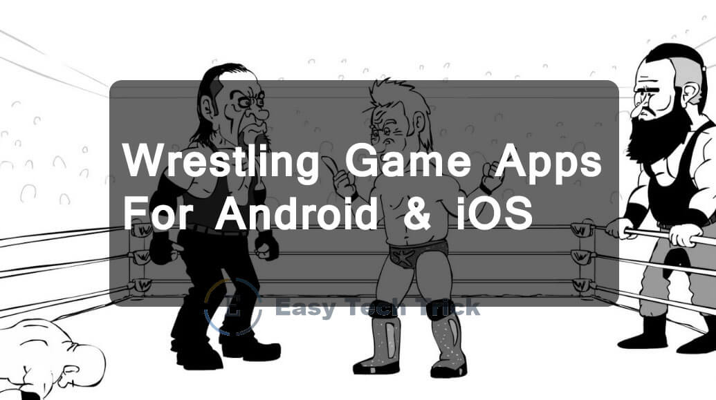 Wrestling Game Apps