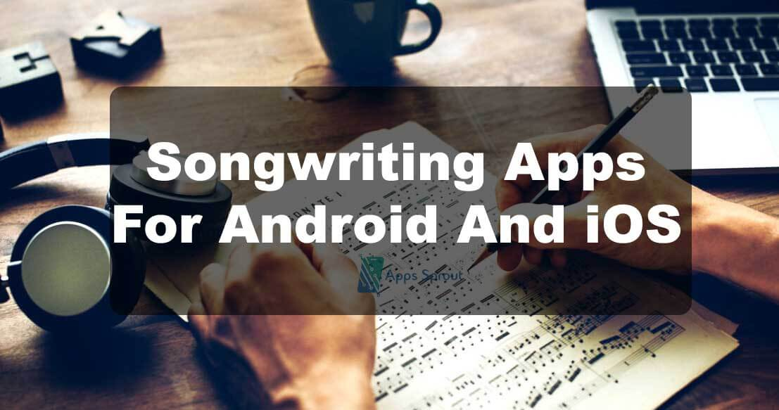 Songwriting Apps
