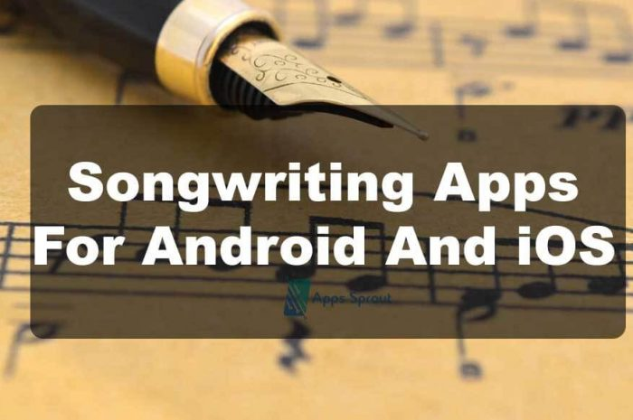 Top 10 Songwriting Apps For Android And iOS