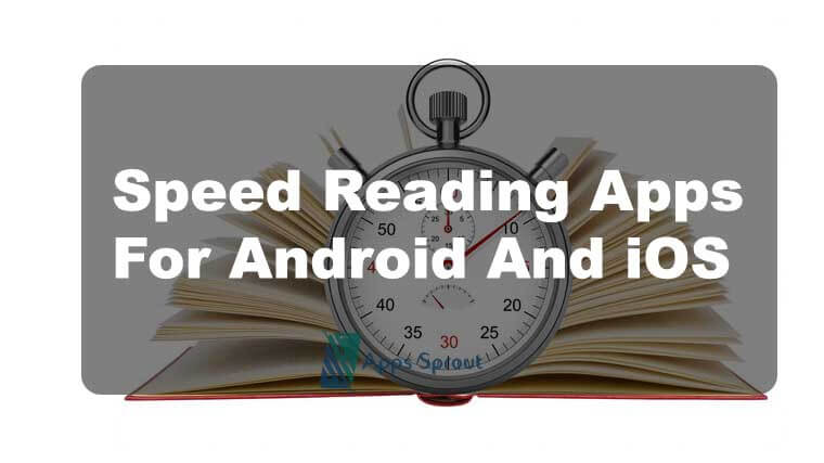Speed Reading Apps
