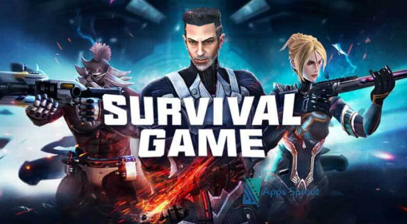 Survival Game Apps