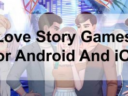 best Love Story Games
