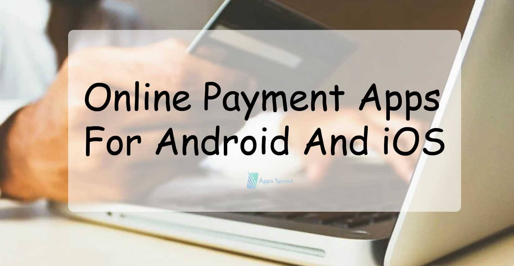 Online Payment Apps