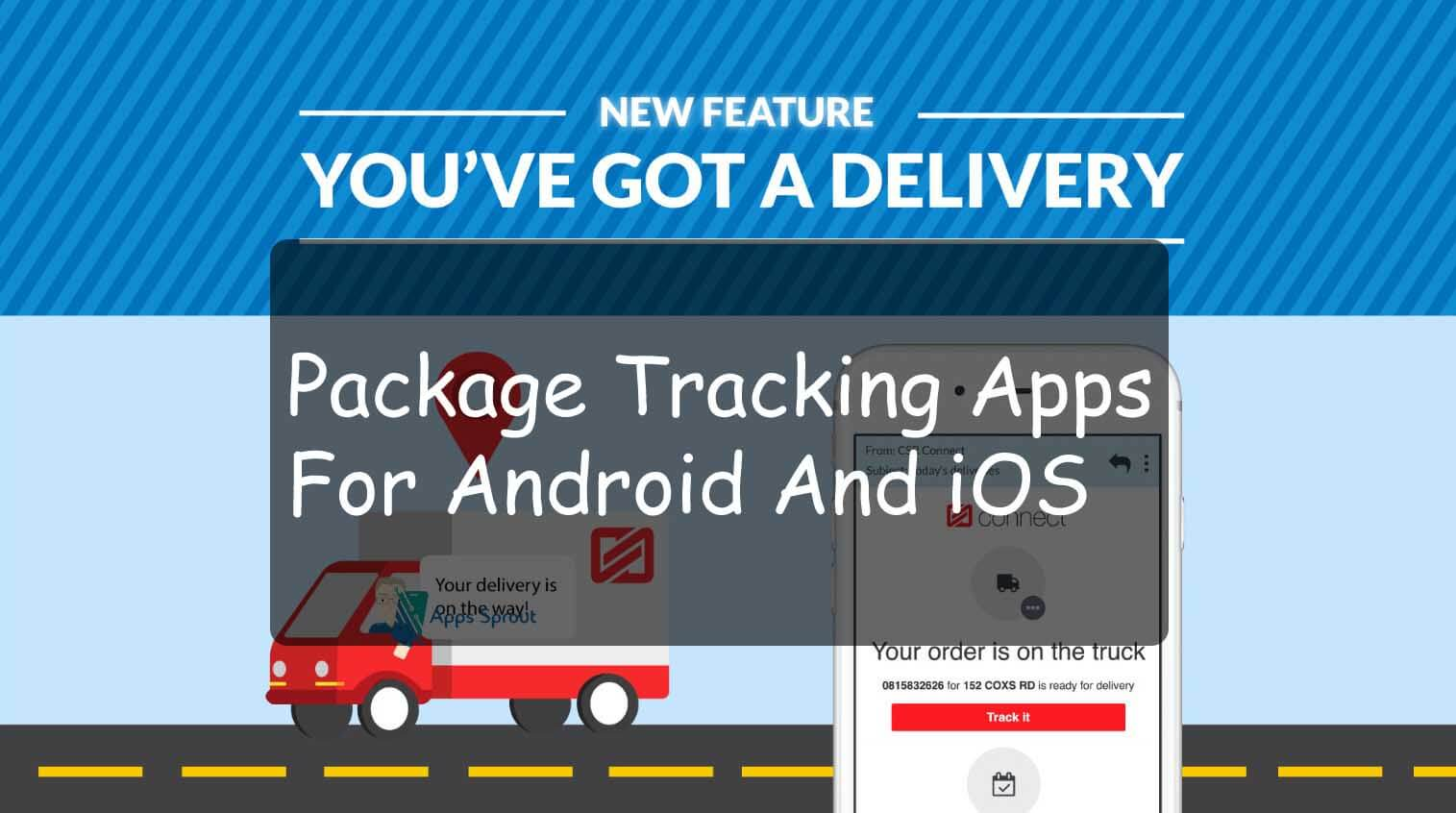 package tracking apps